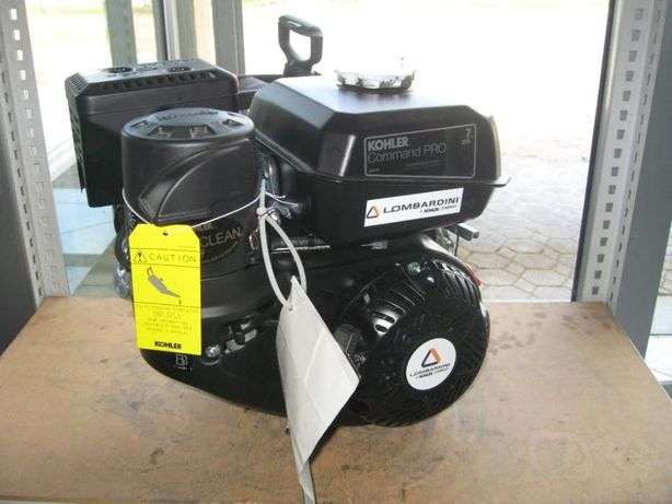 Motor Lombardini Kohler 7 cv ( Novo )