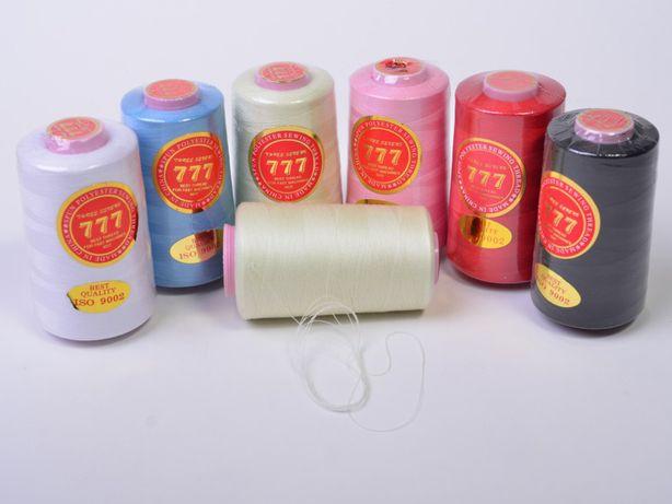 Швейные нитки 40/2 цветные
