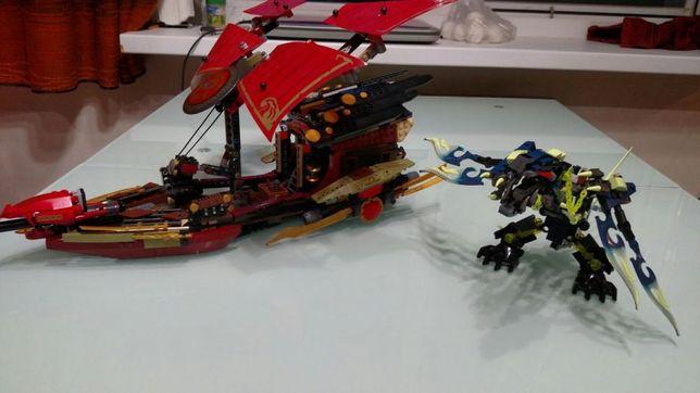 LEGO Ninjago Корабль дар судьбы (70738)