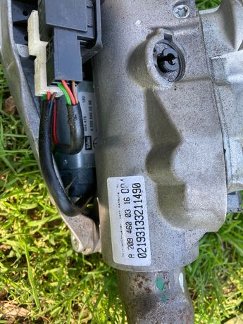 Kolumna kierownicza mercedes clk w 209 3.2 benzyna