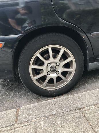 Jantes Volvo R15 C/Pneus