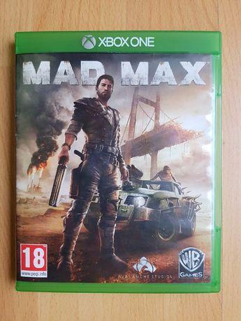 Mad Max na Xbox One S X wersja PL
