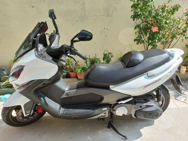 Kymco 500 Xciting r ABS