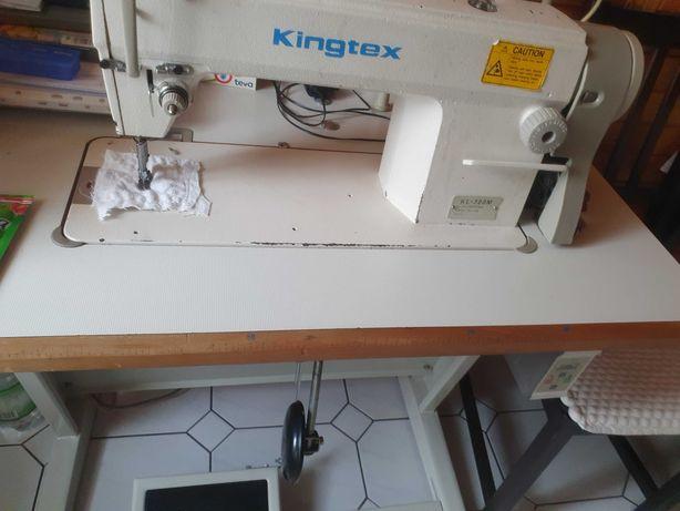 maszyna stebnowka kingtex