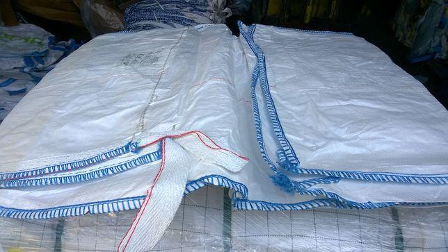 Worki Big Bag ! do Drewna , Zrębki , Trocin ,Pyłów POJEMNOŚĆ 1m3 - 2m3