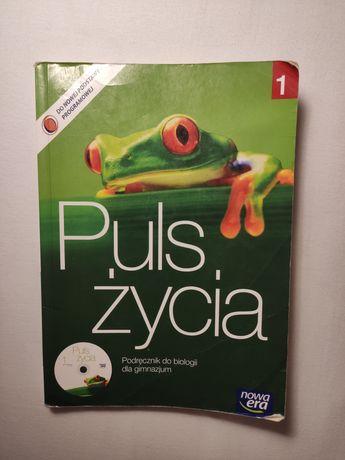 Puls życia 1 Podręcznik do biologii Nowa Era