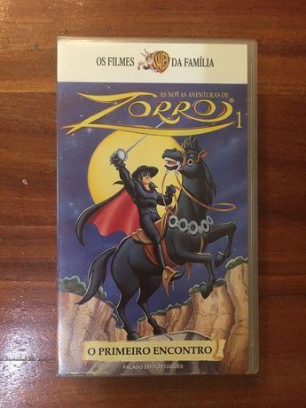 As Novas Aventuras de Zorro 1