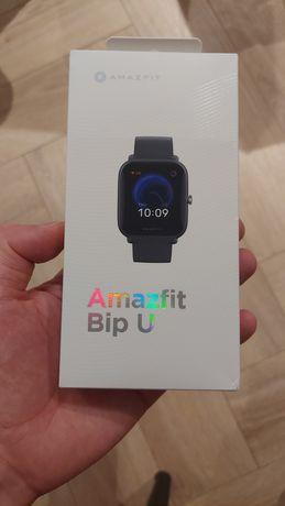 Amazfit BIP U Czarny Smartwatch