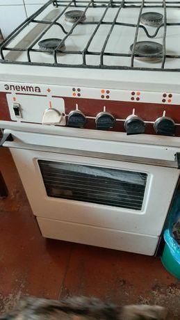 Газовая плита,газовая духовка
