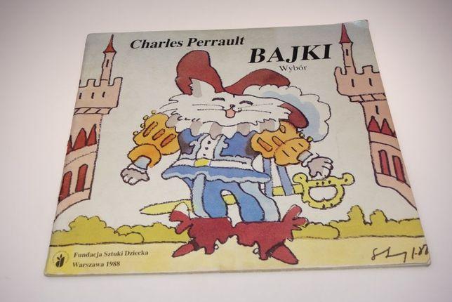 Bajki wybór Charles Perrault