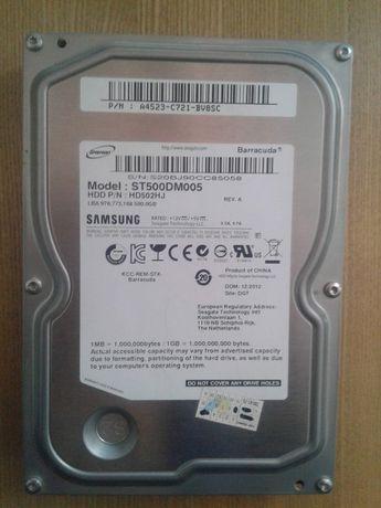 Жесткий диск Seagate (Samsung) Barracuda 500GB