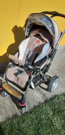 Продам коляску Quatro Monza