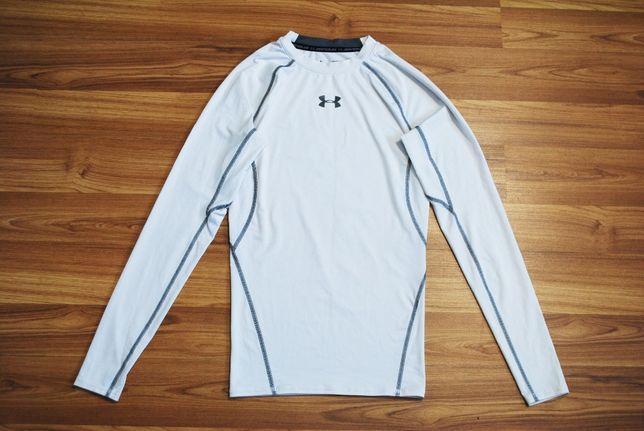 Компрессионная термо футболка UNDER ARMOUR оригинал лонгслив размер S