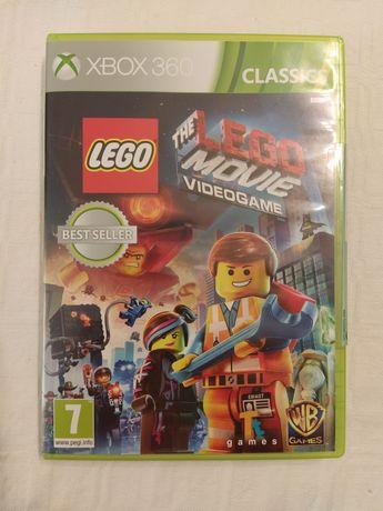 Lego The Movie Xbox 360