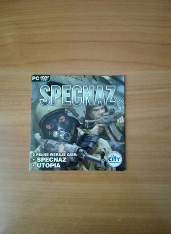 Specnaz/Utopia - gry PC
