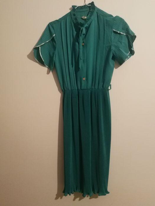 Sukienka vintage, włoska, rozm s Gdynia - image 1