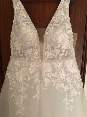 Vestido de noiva NOVO (a estrear)