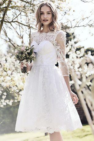 Свадебное платье chi-chi London 44 размер