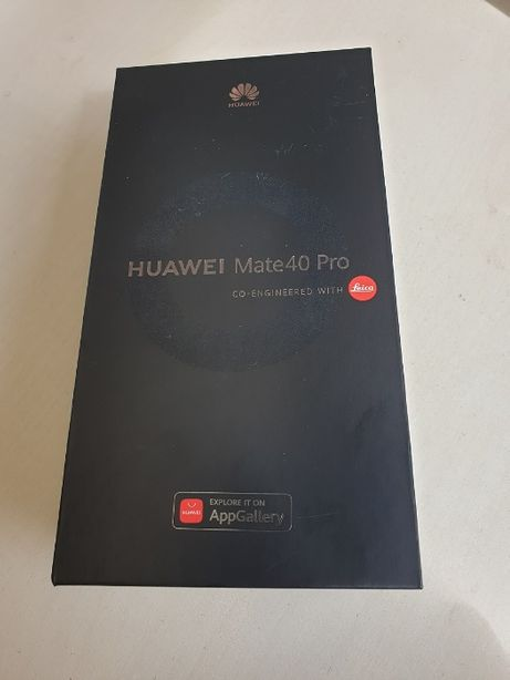 Huawei Mate 40 Pro 8/256GB NOH-LX9 Czarny Dual SIM