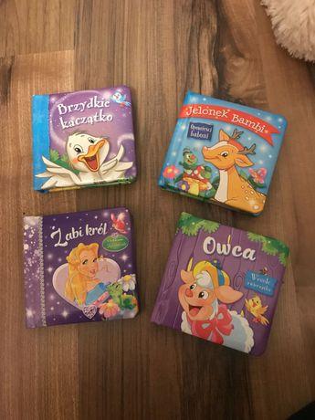 Zestaw kartonowych książeczek dla maluchów