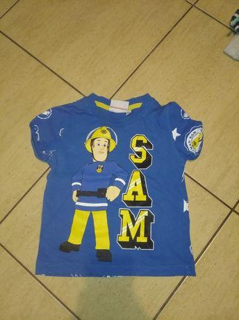 Bluzka Strażak Sam