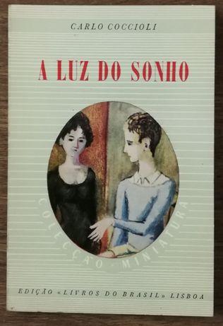 a luz do sonho, carlo coccioli, livros do brasil