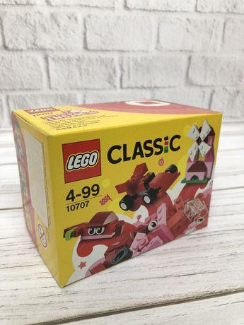 Конструктор LEGO Classic Красный набор для творчества (10707)