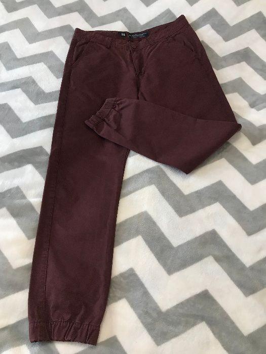 Męskie Spodnie Cropp Rozmiar 34 Zaniemyśl - image 1