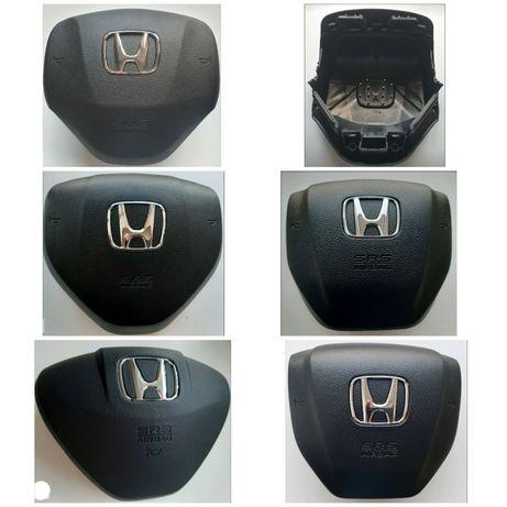 Кришка обманка заглушка руля подушка безпеки Honda Civic Clarity HR-V
