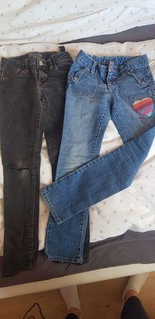 Jeansy dla dziewczynki old navy