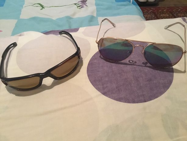 Очки солнцезащитные импортные для ребёнка или подростка 30 гр