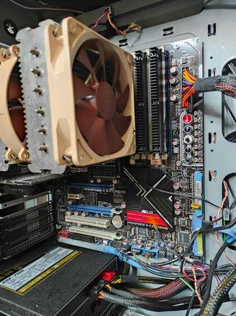 s1366: Asus Rampage ii Extreme, Xeon 5650, Corsair 3*4Gb ddr³