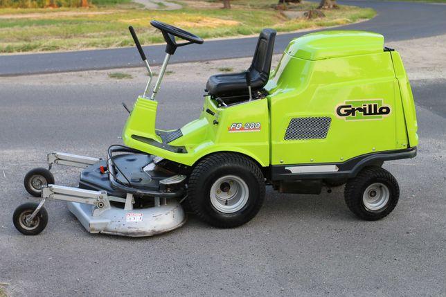 Traktorek kosiarka Grillo FD 280 V-TVIN  ( Toro, Husqvarna, Cramer)