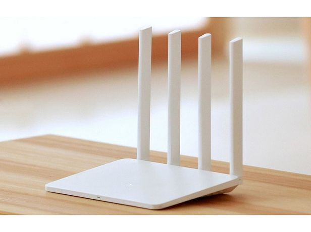 Роутер Xiaomi Mi WiFi Router 3 International Edition