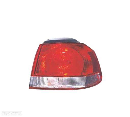 FAROLINS TRASEIROS PARA VW GOLF VI 3/5P (08-10)