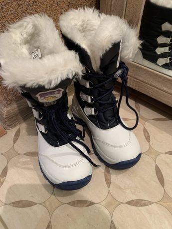Зимові чоботи, сапоги