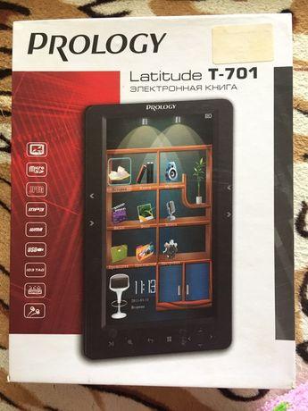 Электронная книга PROLOGY latitude T-701