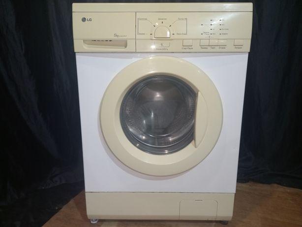 5 кг 800 об стиральная машина LG. Доставка бесплатно!