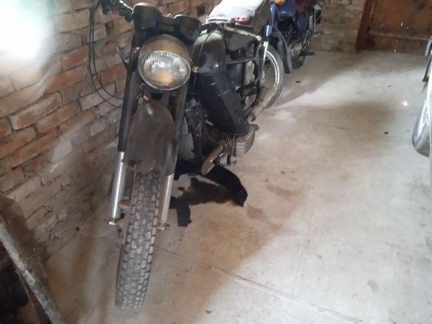 Мотоцикл мт 10 36