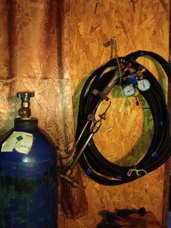 Автоген газовый резак в сборе
