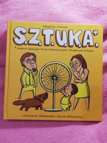 Książka dla dzieci - sztuka