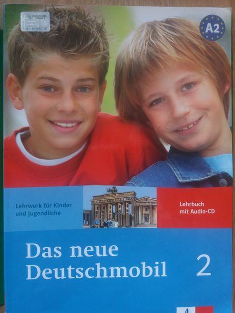 Das neue deutschmobil 2 lehrbuch ( книга)