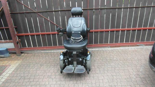 Wózek inwalidzki elektryczny PERMOBIL C 300, sprawne baterie