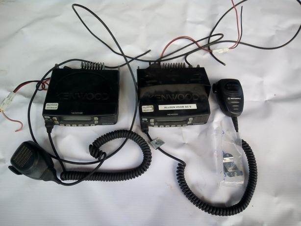 Radiotelefon przewoźny Kenwood NX-820
