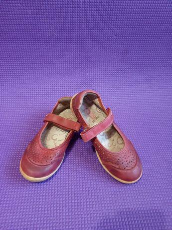 Туфли, мокасины ф.Pablosky, длина стельки 20-20,5 см. 31-32 р.