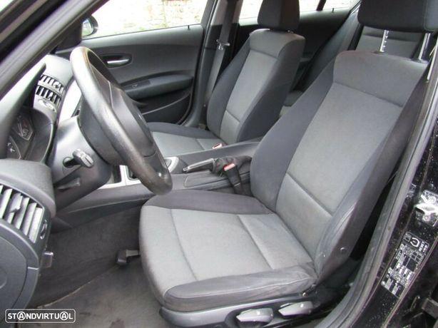 BMW E87 E81 118 120d Interior bancos forras plásticos fole forro pele tubo