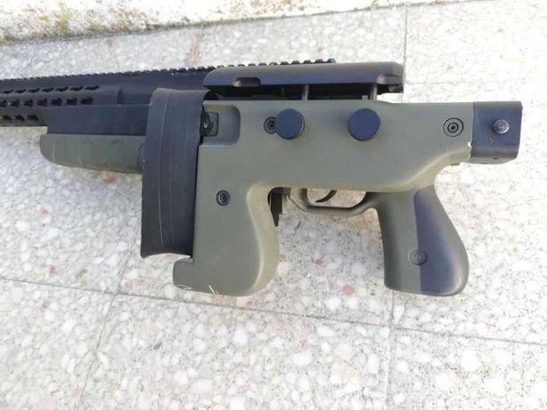 [Airsoft] Sniper Well G96A custom gás
