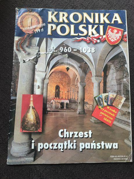"""Magazyn """"Kronika Polski"""" z 1998 r."""