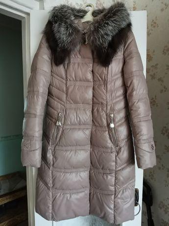 Зимнее пальто фирмы IKAUS