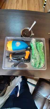 Насос глубинный для скважин или колодца 12 В высокого давления, мойка
